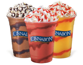 Cinnabon a franchise opportunity from Franchise Genius