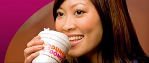 Dunkin' Donuts a franchise opportunity from Franchise Genius