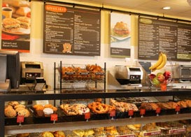 feasibility study einstein bros bagels franchise