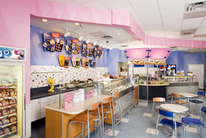 Baskin-Robbins a franchise opportunity from Franchise Genius