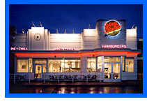 Johnny Rockets a franchise opportunity from Franchise Genius