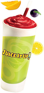Juice It Up! a franchise opportunity from Franchise Genius