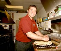 Garlic Jim's Famous Gourmet Pizza a franchise opportunity from Franchise Genius