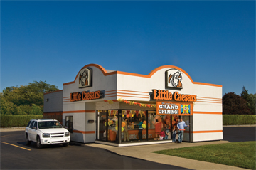 Little Caesars a franchise opportunity from Franchise Genius