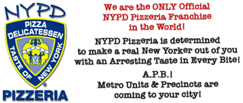 NYPD Pizza a franchise opportunity from Franchise Genius