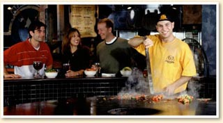 BD's Mongolian Barbeque a franchise opportunity from Franchise Genius