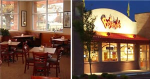Bojangles' Famous Chicken 'n Biscuits a franchise opportunity from Franchise Genius