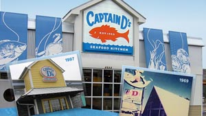 Captain D's &reg a franchise opportunity from Franchise Genius