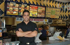 Burger King Restaurants of Canada a franchise opportunity from Franchise Genius