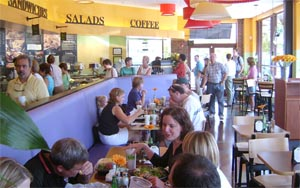 Camille's Sidewalk Cafe a franchise opportunity from Franchise Genius