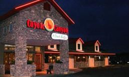 Coyote Canyon a franchise opportunity from Franchise Genius