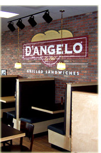 D'Angelo Grilled Sandwiches a franchise opportunity from Franchise Genius