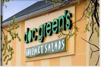 Doc Green's Gourmet Salads a franchise opportunity from Franchise Genius
