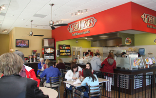 Great Wraps a franchise opportunity from Franchise Genius