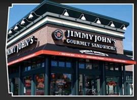 Jimmy John's Gourmet Sandwiches Franchise Business ...