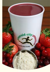 Emerald City Smoothie a franchise opportunity from Franchise Genius
