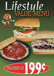 Mr. Goodcents Subs & Pasta a franchise opportunity from Franchise Genius