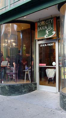 Port City Java a franchise opportunity from Franchise Genius