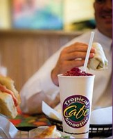 Tropical Smoothie Cafe a franchise opportunity from Franchise Genius