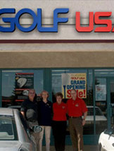 Golf USA a franchise opportunity from Franchise Genius