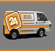 24Seven a franchise opportunity from Franchise Genius