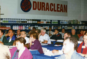 Duraclean International a franchise opportunity from Franchise Genius
