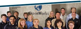OpenWorks a franchise opportunity from Franchise Genius