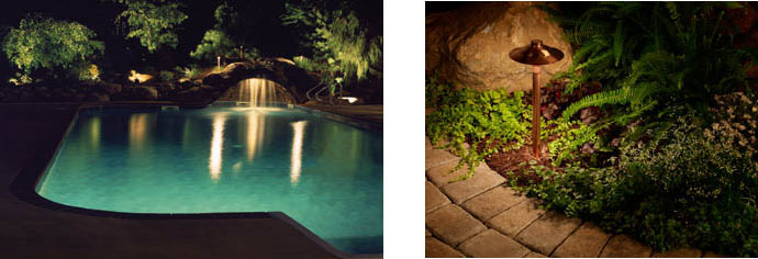Landscape Lighting Franchise : Outdoor lighting perspectives franchise business